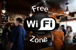 free wifi advertising hotspot